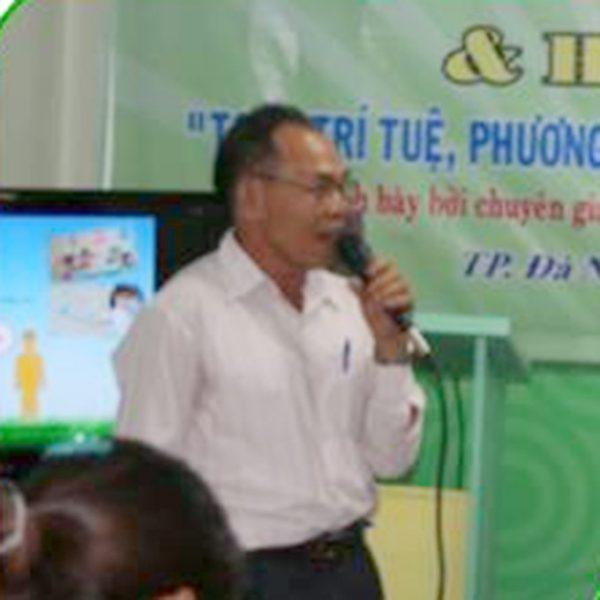 Phụ Huynh học viên Ông Đức Quang