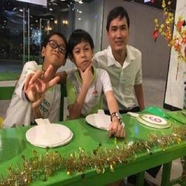 Bé Nguyễn Minh Khôi Super 4