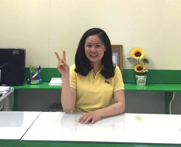 Cô Chu Thanh Huyền chia sẻ cảm nhận
