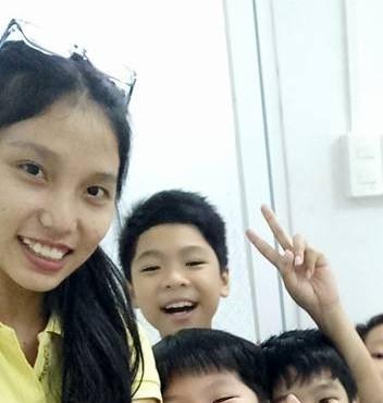 Cô Chung Ngọc Linh chia sẻ cảm nhận về Superbrain