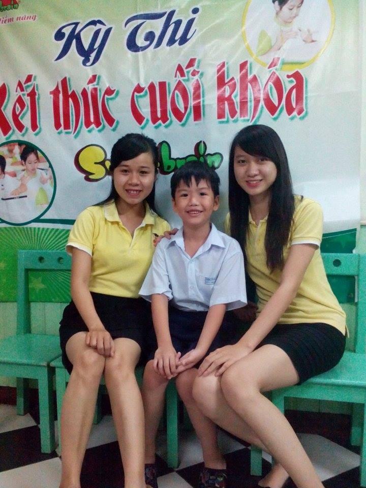 Cô Nguyễn Thị Thu Hiền Superbrain Đà Nẵng
