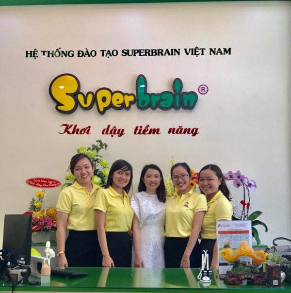Cô Thái Thị Huyền Superbrain Ninh Thuận
