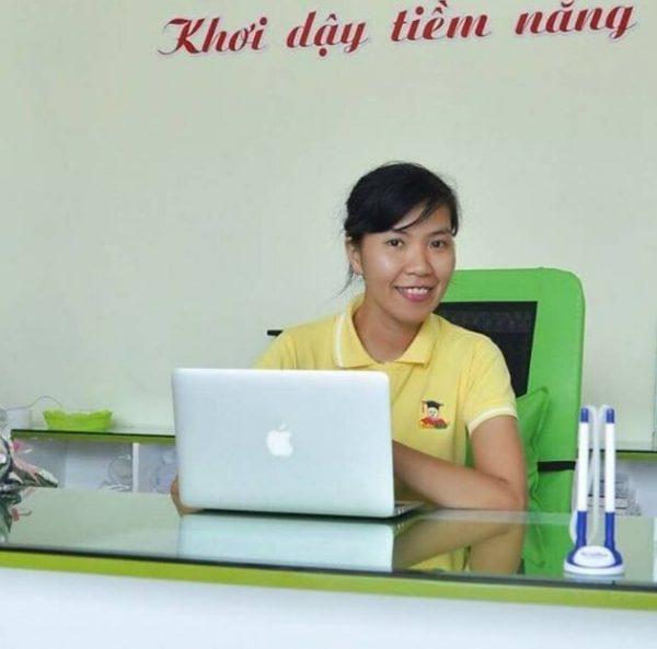 Cô Nguyễn Hạnh Tuyến - Superbrain Cà Mau