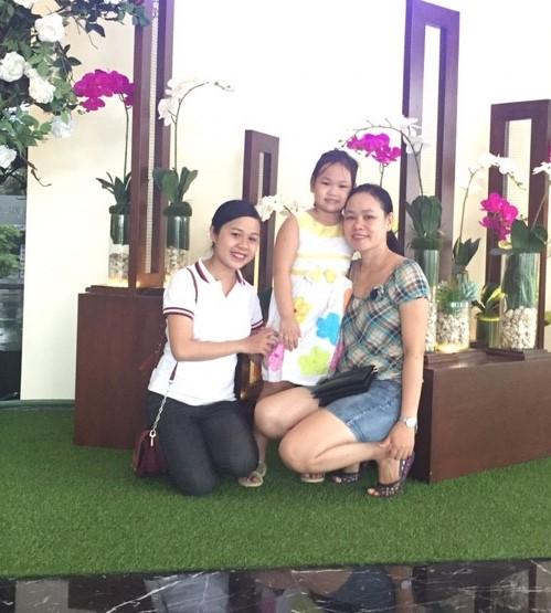 Phụ huynh bé Nguyễn Ngọc Hà Dương