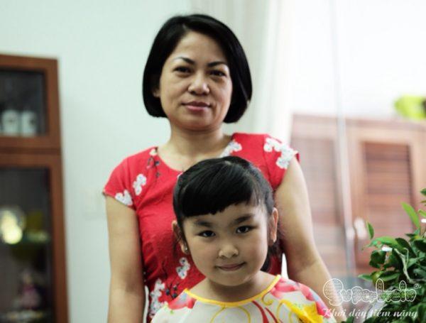 Phụ huynh Học viên Nguyễn Ngọc Hà Anh
