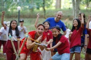 Chương trình hè cho trẻ 3