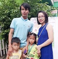 Phụ huynh học viên Bùi Nguyễn Gia Hân