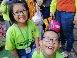 Phụ huynh học viên Nguyễn Cát Tường & Nguyễn Phúc Trí