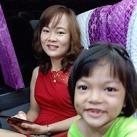 Phụ huynh học viên Phạm Nguyễn Thảo Nguyên