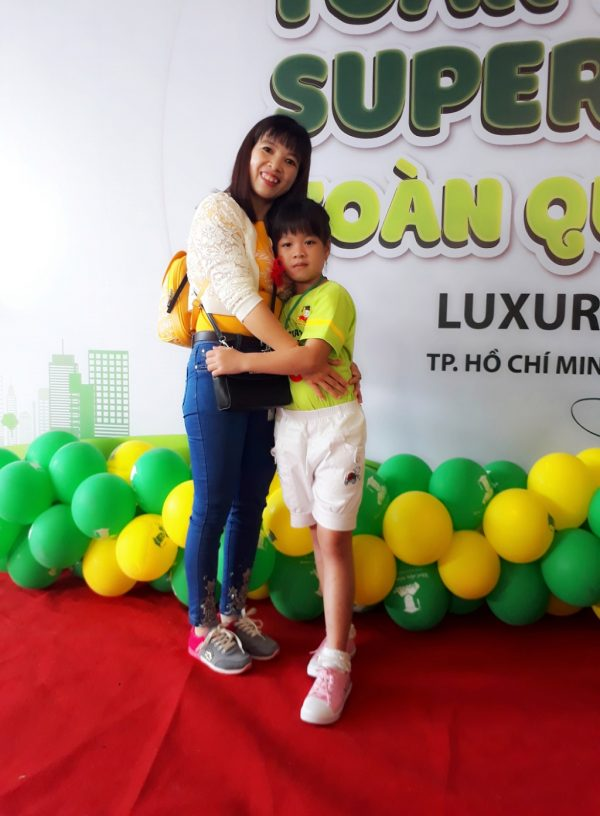 Phụ huynh học viên Trần Phương Linh