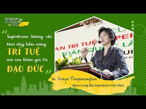 CUỘC THI TOÁN TRÍ TUỆ SUPERBRAIN TOÀN QUỐC LẦN 8_Teaser