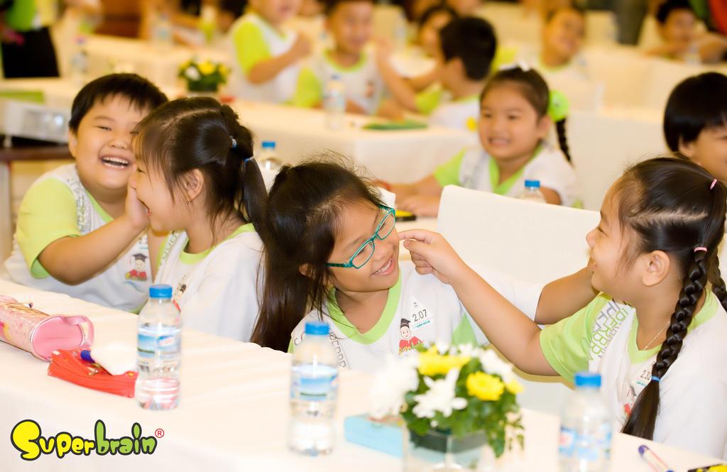 CUỘC THI TOÁN TRÍ TUỆ SUPERBRAIN TOÀN QUỐC LẦN 4 - 2015