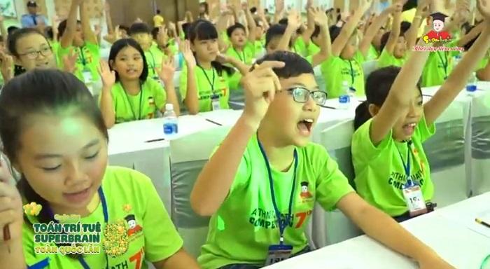 CUỘC THI TOÁN TRÍ TUỆ SUPERBRAIN TOÀN QUỐC LẦN 8 - Trailer