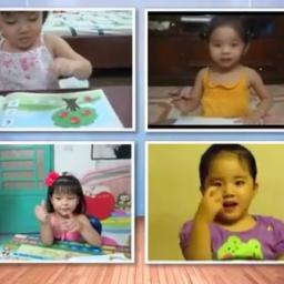 Phim tư liệu Bé IQ tuần 1 - bé học toán