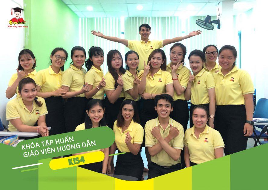 Toán trí tuệ Superbrain - Khóa tập huấn giáo viên hướng dẫn K154
